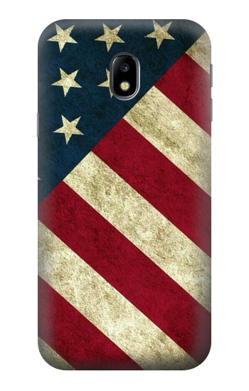 Printed US National Flag HTC One A9 Case