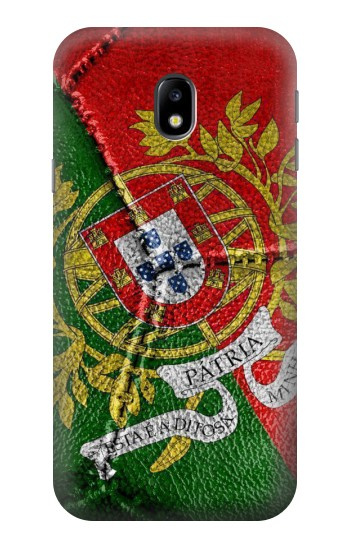 Printed Portugal Flag Vintage Football 2018 HTC One A9 Case