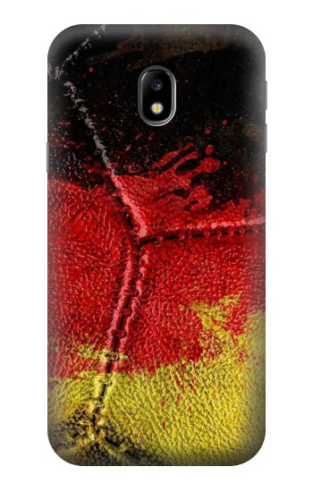 Printed Germany Flag Vintage Football 2018 HTC One A9 Case