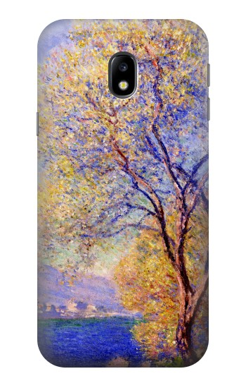 Printed Claude Monet Antibes Seen from the Salis Gardens HTC One A9 Case