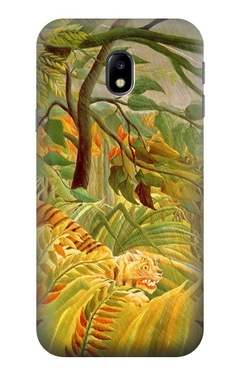 Printed Henri Rousseau Tiger in a Tropical Storm HTC One A9 Case