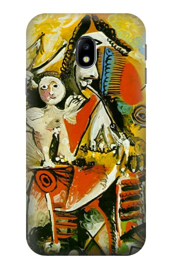 Printed Picasso Painting Cubism HTC One A9 Case