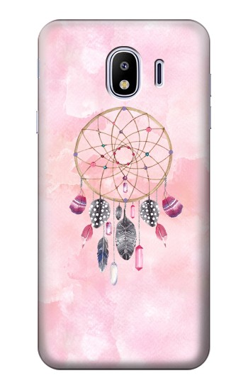 Printed Dreamcatcher Watercolor Painting Samsung Galaxy J4 Case