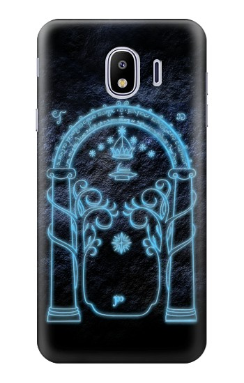 Printed Lord of The Rings Mines of Moria Gate Samsung Galaxy J4 Case