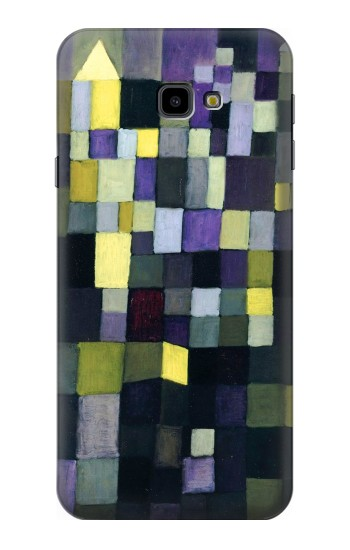 Printed Paul Klee Architecture Samsung Galaxy J4 Plus (2018) Case