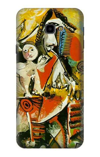 Printed Picasso Painting Cubism Samsung Galaxy J4 Plus (2018) Case