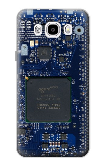 Printed Board Circuit Samsung Galaxy J5 (2016) Case