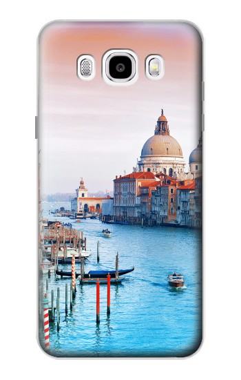 Printed Beauty of Venice Italy Samsung Galaxy J5 (2016) Case