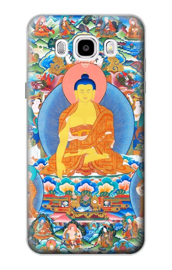 Printed Buddha Paint Samsung Galaxy J5 (2016) Case