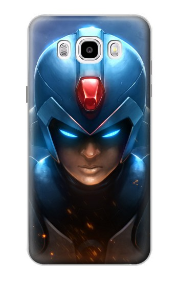 Printed Mega Man Samsung Galaxy J5 (2016) Case