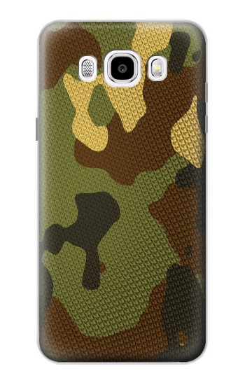 Printed Camo Camouflage Graphic Printed Samsung Galaxy J5 (2016) Case