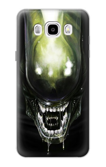 Printed Alien Head Samsung Galaxy J5 (2016) Case
