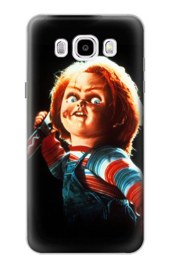 Printed Chucky With Knife Samsung Galaxy J5 (2016) Case