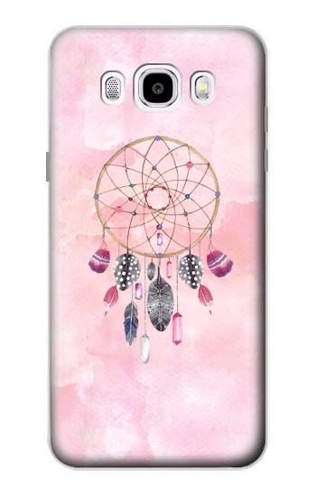 Printed Dreamcatcher Watercolor Painting Samsung Galaxy J5 (2016) Case