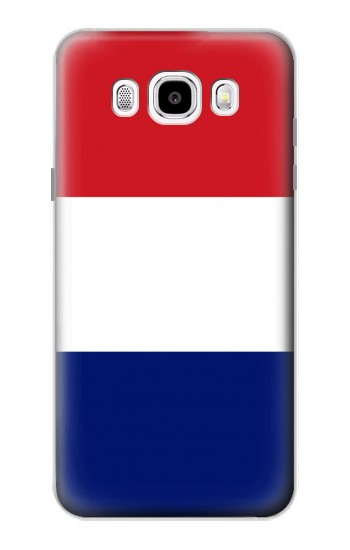 Printed Flag of France and the Netherlands Samsung Galaxy J5 (2016) Case