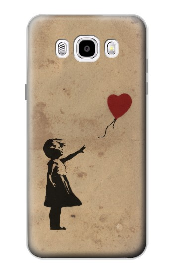 Printed Girl Heart Out of Reach Samsung Galaxy J5 (2016) Case