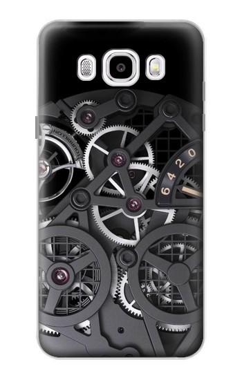 Printed Inside Watch Black Samsung Galaxy J5 (2016) Case