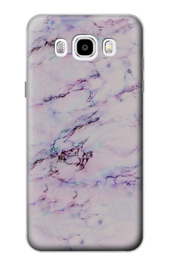 Printed Seamless Pink Marble Samsung Galaxy J5 (2016) Case