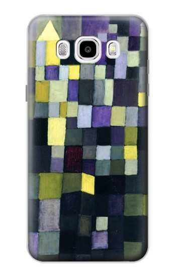 Printed Paul Klee Architecture Samsung Galaxy J5 (2016) Case