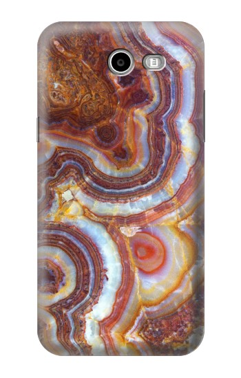 Printed Colored Marble Texture Printed Asus Zenfone 2 Laser ZE550KL Case
