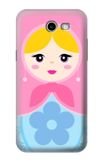 Printed Matryoshka Russia Doll Asus Zenfone 2 Laser ZE550KL Case