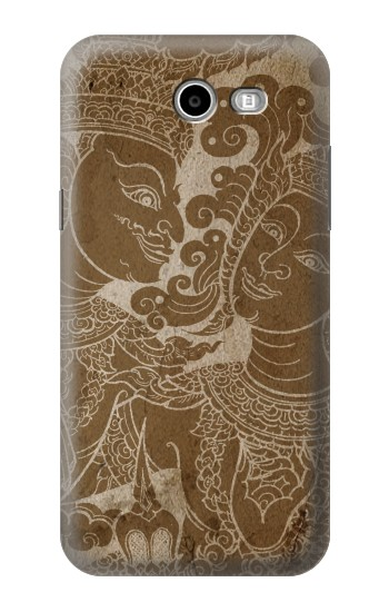 Printed Thai Traditional Art Asus Zenfone 2 Laser ZE550KL Case