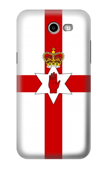 Printed Flag of Northern Ireland Asus Zenfone 2 Laser ZE550KL Case