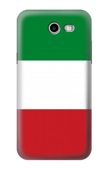Printed Flag of Italy and Mexico Asus Zenfone 2 Laser ZE550KL Case
