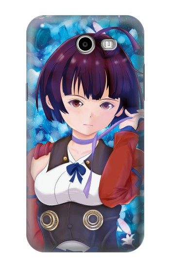 Printed Mumei Kabaneri of the Iron Fortress Asus Zenfone 2 Laser ZE550KL Case