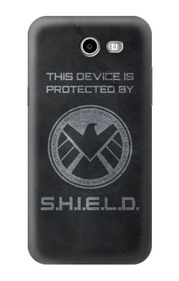 Printed This Device is Protected by Shield Asus Zenfone 2 Laser ZE550KL Case