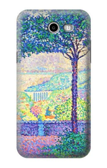 Printed Paul Signac Terrace of Meudon Asus Zenfone 2 Laser ZE550KL Case