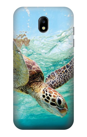 Printed Ocean Sea Turtle Samsung Galaxy Core LTE Case