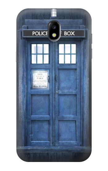 Printed Doctor Who Tardis Samsung Galaxy Core LTE Case