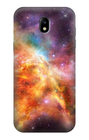 Printed Nebula Rainbow Space Samsung Galaxy Core LTE Case