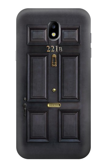 Printed Sherlock Holmes Black Door 221B Samsung Galaxy Core LTE Case