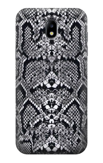 Printed White Rattle Snake Skin Samsung Galaxy Core LTE Case