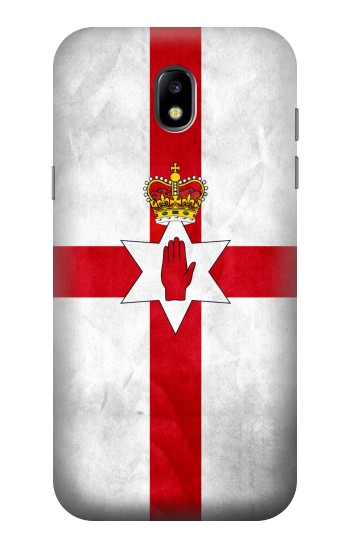 Printed Northern Ireland Flag Samsung Galaxy Core LTE Case