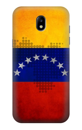 Printed Venezuela Map Flag Samsung Galaxy Core LTE Case