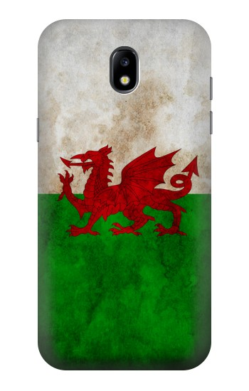Printed Wales Red Dragon Flag Samsung Galaxy Core LTE Case