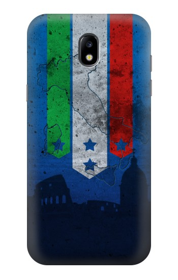Printed Italy Football Flag Samsung Galaxy Core LTE Case