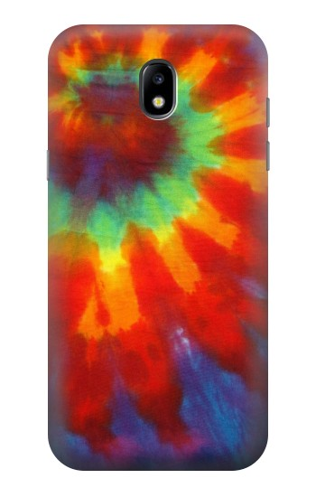 Printed Colorful Tie Dye Fabric Texture Samsung Galaxy Core LTE Case