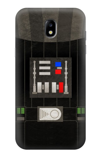 Printed Darth Vader Chest Plate Samsung Galaxy Core LTE Case