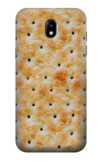 Printed Cream Cracker Biscuits Samsung Galaxy Core LTE Case