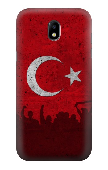 Printed Turkey Football Flag Samsung Galaxy Core LTE Case