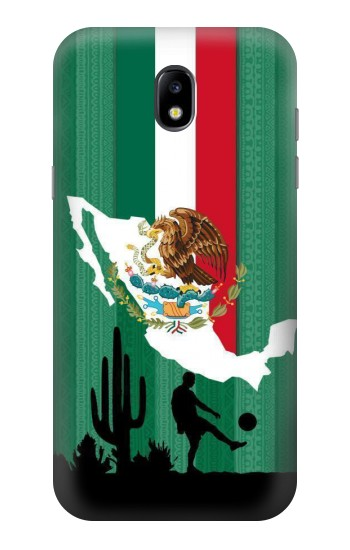 Printed Mexico Football Flag Samsung Galaxy Core LTE Case