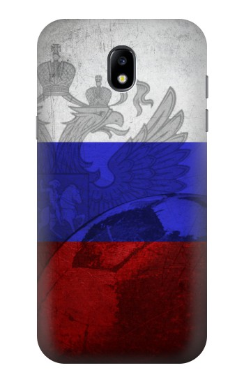 Printed Russia Football Flag Samsung Galaxy Core LTE Case