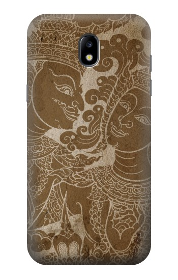 Printed Thai Traditional Art Samsung Galaxy Core LTE Case