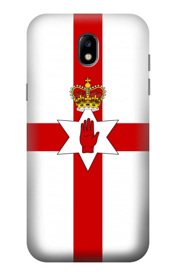Printed Flag of Northern Ireland Samsung Galaxy Core LTE Case