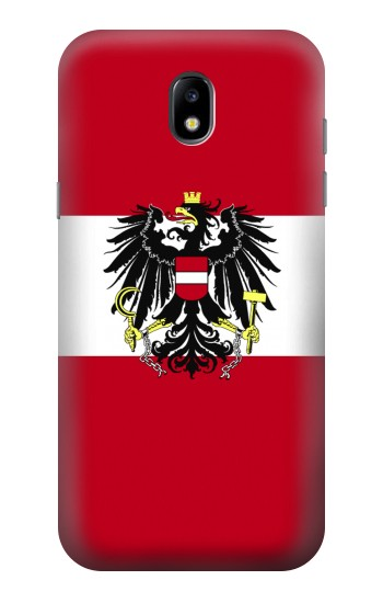 Printed Variant flag of Austria Samsung Galaxy Core LTE Case