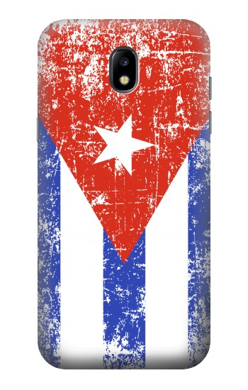 Printed Cuba Flag Samsung Galaxy Core LTE Case
